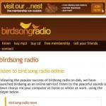 Birdsong Radio