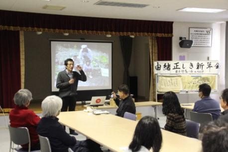 札幌市博物館活動センター学芸員の古沢仁氏